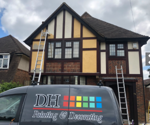 DH Painting & Decorating Services