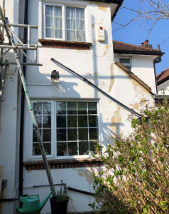exterior restoration services Banstead