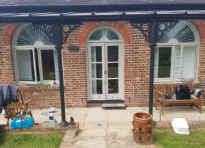 DH Painting & Decorating Door and Window Restoration