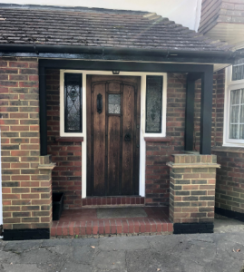 property door restoration Banstead