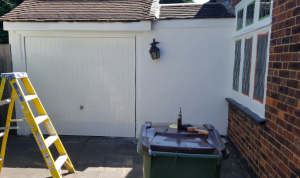 DH Painting & Decorating Garage Restoration